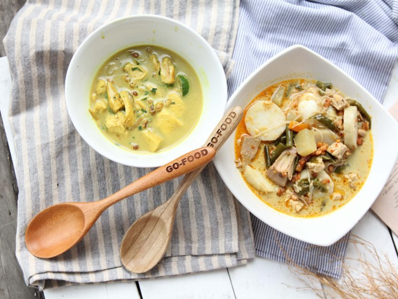 Make these soups at your own effort