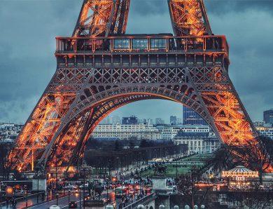 Paris tower  looking beautiful