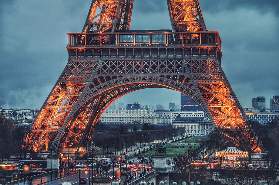 Paris tower  looking beautiful